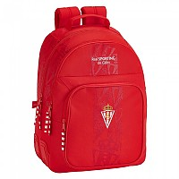 [해외]SAFTA Sporting Gijon Corporate Double 20.2L Red