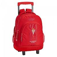 [해외]SAFTA Sporting Gijon Corporate Compact 30.2L Red