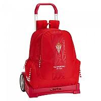 [해외]SAFTA Sporting Gijon Corporate 23.4L Evolution Red