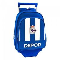 [해외]SAFTA Deportivo De La Coru?a 8.9L Wheeled White / Blue