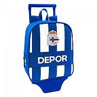 [해외]SAFTA Deportivo De La Coru?a 6L Wheeled White / Blue