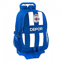 [해외]SAFTA Deportivo De La Coru?a 22.5L Wheeled White / Blue