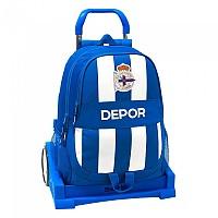 [해외]SAFTA Deportivo De La Coru?a 22.5L Evolution White / Blue