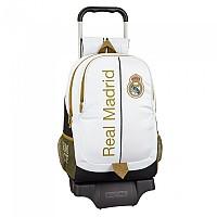 [해외]SAFTA Real Madrid Home 19/20 22.5L Wheeled White / Black