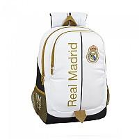 [해외]SAFTA Real Madrid Home 19/20 22.5L White / Black