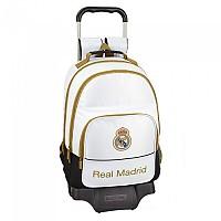 [해외]SAFTA Real Madrid Home 19/20 21.5L White / Black