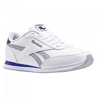 [해외]리복 CLASSICS Royal Classic Jog 2L White / Baseball Grey