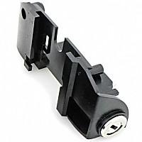 [해외]AXA Bosch 2 Lock For Carrier Assembly Black