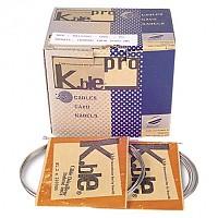 [해외]TRANSFIL Shift Cables Galva Shimano 25 Units Silver