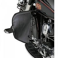 [해외]새들맨 Harley Davidson Touring Models 소프트 Lower 세트 Black