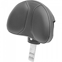 [해외]새들맨 Harley Davidson Dominator Driver Backrest Black