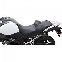 [해외]새들맨 Suzuki V Strom DL1000 Heated 어드벤처 Tour St앤드ard W/Lumbar Rest Black
