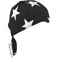 [해외]ZAN 헤드기어 Flydanna Black / White Vintage American Flag