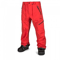 [해외]볼컴 Guch Stretch Gore Pants Fire Red