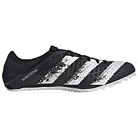 [해외]아디다스 Sprintstar Core Black / Footwear White / Signal Coral