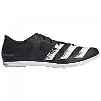 [해외]아디다스 Distancestar Core Black / Footwear White / Signal Coral