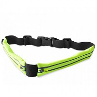 [해외]PURO Sport Belt 2 Pockets Lime