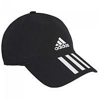 [해외]아디다스 Aeroready Baseball 3 Stripes 4 Athletes Black / White