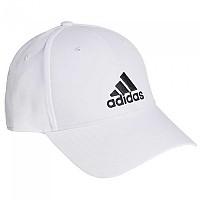 [해외]아디다스 Baseball Lightweight Embroidered Logo White / Black