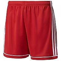 [해외]아디다스 Squadra 17 Shorts Regular Power Red / White