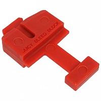 [해외]스램 Disc Brake Bleed 블록 For G2 RSC/Ultimate A1 Red