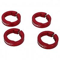 [해외]MSC Lock Rings For Grips Red