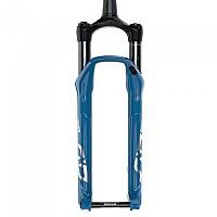 [해외]락샥 SID Ultimate Carbon Charger 2 RLC Remote Boost 15 x 110 mm 42 Offset Gloss Blue
