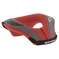 [해외]알파인스타 Sequence Youth Neck Roll Black Red