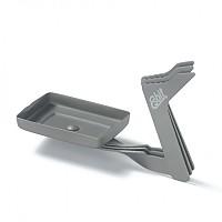 [해외]ESBIT Titanium 솔리드 Fuel Stove Grey