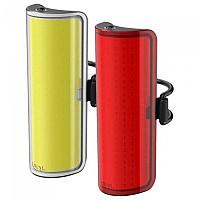 [해외]KNOG Big Cobber Twinpack Yellow / Red