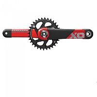 [해외]스램 X01DH DUB 83 Crank 세트 Red