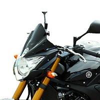 [해외]BULLSTER Yamaha FZ8N 윈드screen 윈드shield Smoked Black