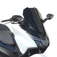[해외]BULLSTER Honda Forza 125 Racing 윈드shield Smoked Black
