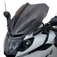 [해외]BULLSTER BMW K1600GT 하이 Protection 윈드shield Smoked Grey