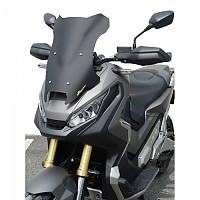[해외]BULLSTER Honda X-ADV 750 Racing 윈드shield Smoked Black