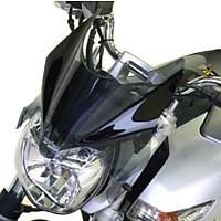 [해외]BULLSTER Suzuki GSR600 St앤드ard 윈드shield Smoked Grey