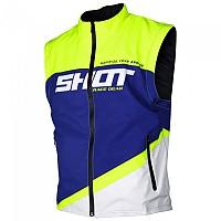 [해외]SHOT Bodywarmer Lite Jacket 9137391862 Blue / Yellow
