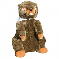 [해외]마모트 Cuddling Marmot Large Brown