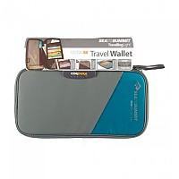 [해외]씨투서밋 Travel Wallet RFID Medium Grey / Blue