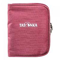 [해외]TATONKA Zipped Money 박스 Bordeaux Red