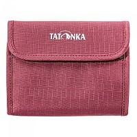 [해외]TATONKA Euro Wallet Bordeaux Red