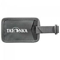 [해외]TATONKA Travel Name 태그 Titan Grey