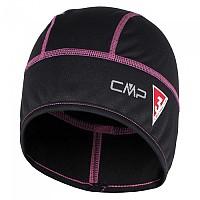 [해외]CMP Trail Pro Stretch Hat Black / Pink Fluo