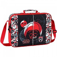 [해외]SAFTA 스타 Wars Galactic Mission School 6.4L Black / Red / White
