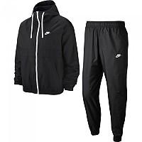 [해외]나이키 스포츠웨어 Woven Black / Black / Black / White