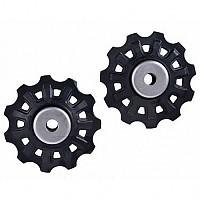 [해외]캄파놀로 Record Pulleys 11s 8.4 mm 세트 Black