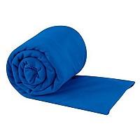 [해외]씨투써밋 포켓 타월 L Blue Cobalto