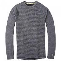 [해외]SMARTWOOL Merino 250 Pattern 크루 Medium Gray Tick Stitch