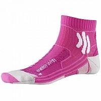 [해외]X-SOCKS Marathon Energy Flamingo Pink / Arctic White