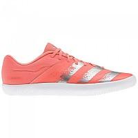 [해외]아디다스 Throwstar Signal Coral / Silver Metal / Footwear White
